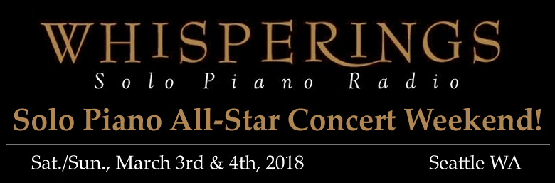 The Whisperings Solo Piano Awards Concert and Ceremony